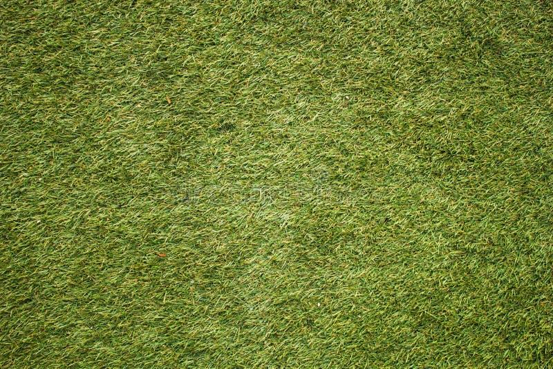 Fotografia macro Textura do gramado do futebol, campo de golfe, gramado aparado foto de stock