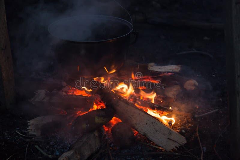 Download Fotografia ognisko obraz stock. Obraz złożonej z ogień - 106917507