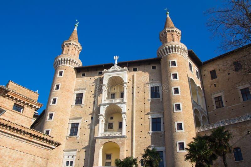Fotografia Palazzo Ducale, Urbino obrazy royalty free