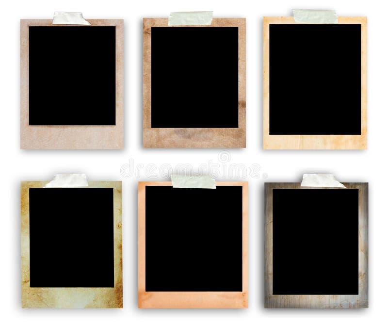 fotografia ramowy stary rocznik obraz stock