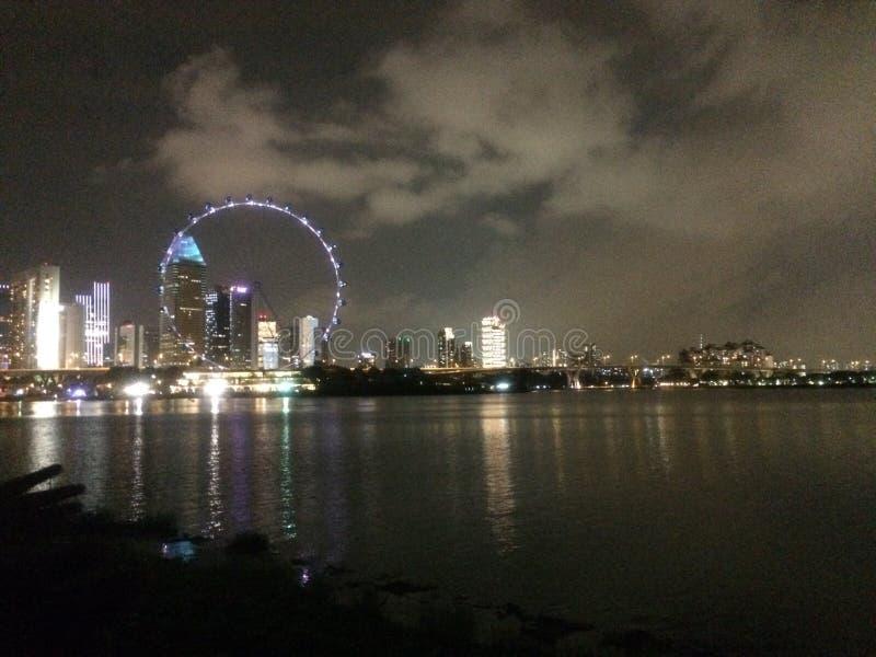 Fotografia Singapur miasto zdjęcia stock