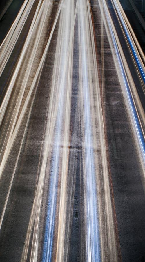 Fotografia urbana das luzes