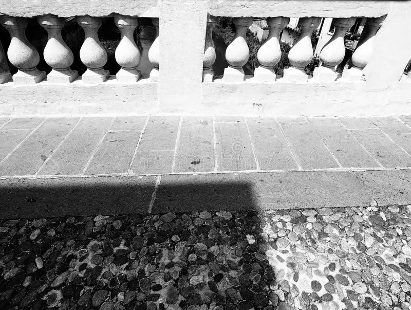 fotografia z wysokim kontrastem w czarny i biały obraz stock