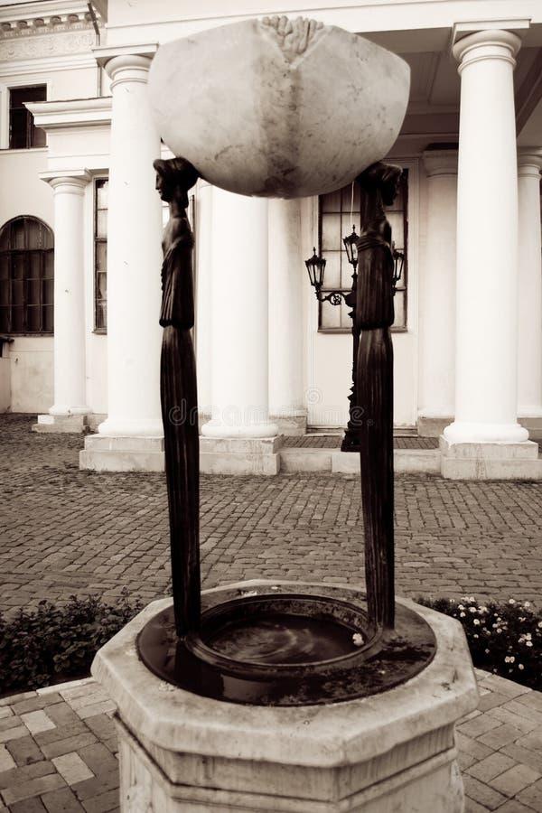 Fotografia zabytek w Odessa fotografia stock