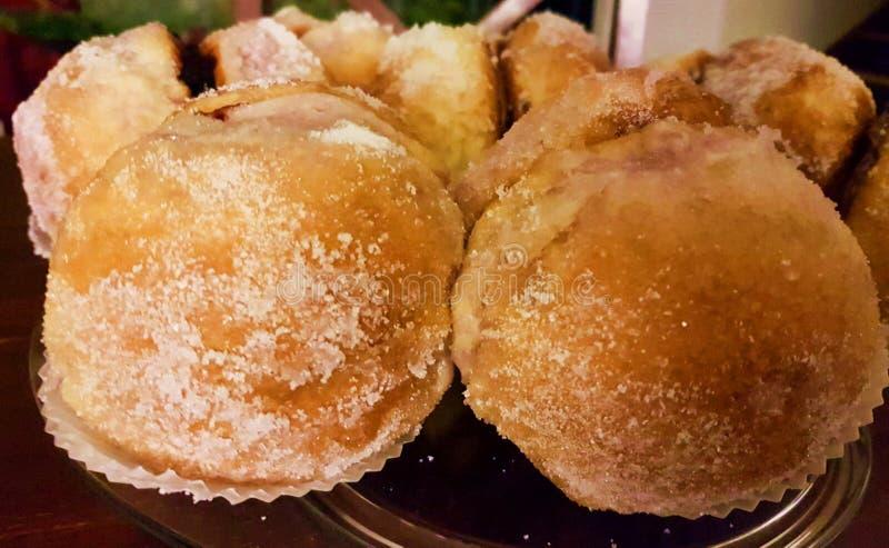 Fotografie ciasto specjalność od Sardinia, Włochy obrazy stock