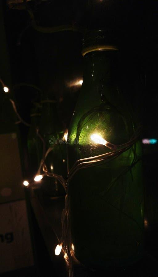 Fotografie des gedämpften Lichts stockfoto