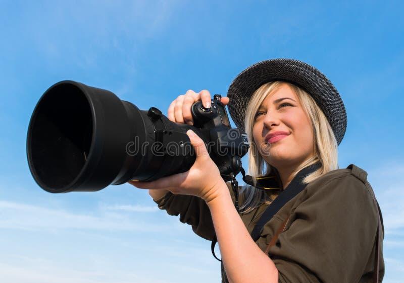 Fotografie des jungen Mädchens stockbilder