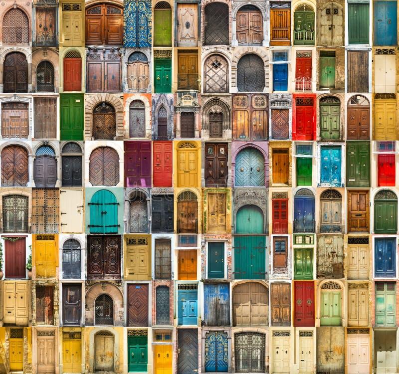 Fotografie drzwi zdjęcie stock