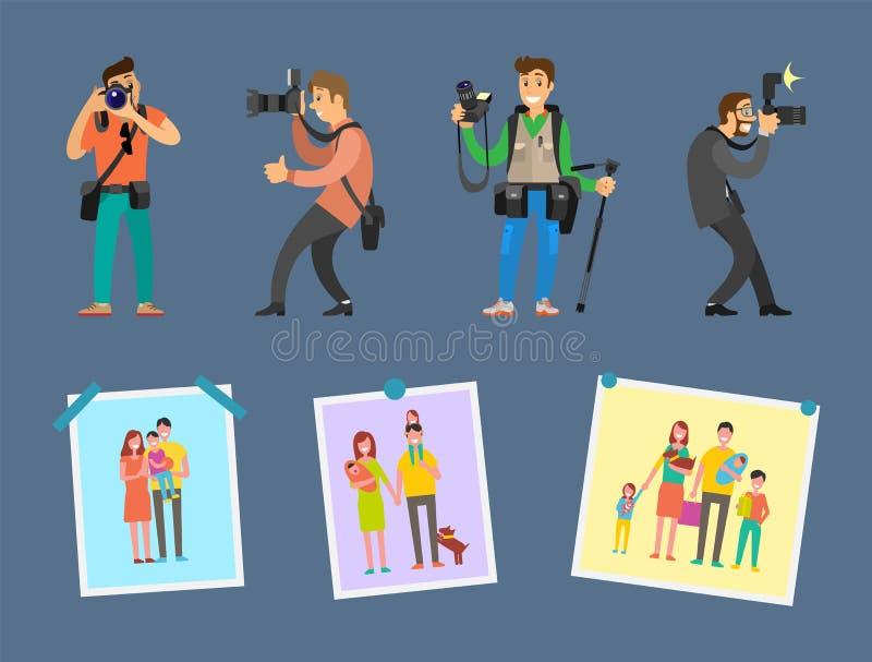 Fotografie professionali dell'agenzia della foto sulla scelta royalty illustrazione gratis