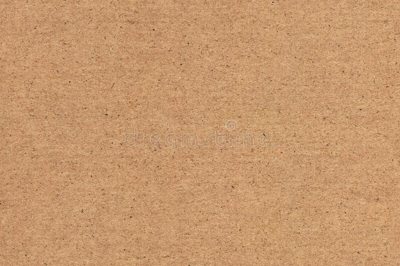 Fotografie von bereiten Grobkorn-gestreifte Brown-Kraftpapier-Schmutz-Beschaffenheit auf stockfotografie