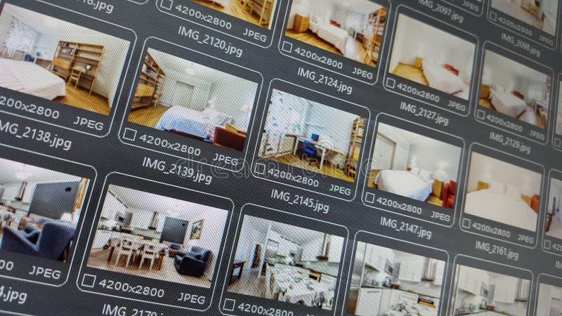 Fotografiegeschäft stockbilder