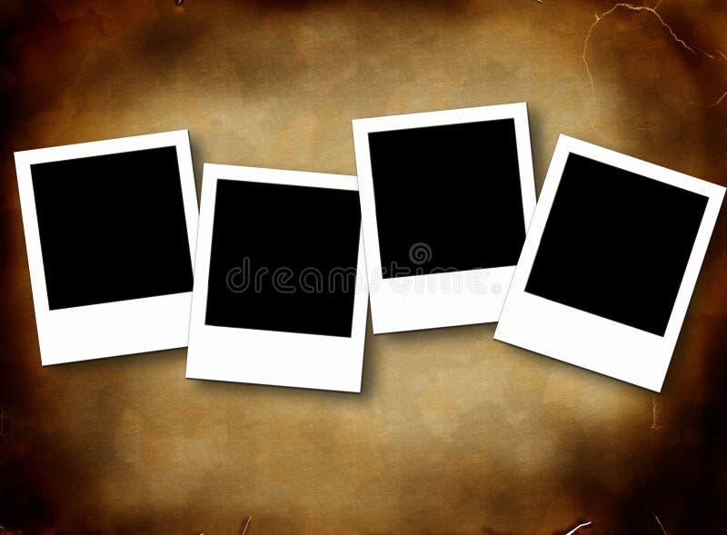Fotografii puste ramy ilustracji