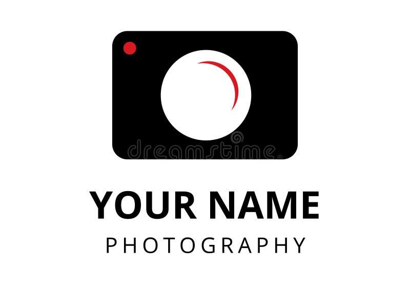 Fotograflogo-Ebenenart lizenzfreies stockbild