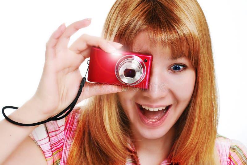 Fotografo. fotografie stock libere da diritti