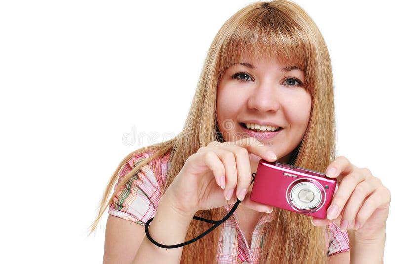 Fotografo. immagine stock libera da diritti
