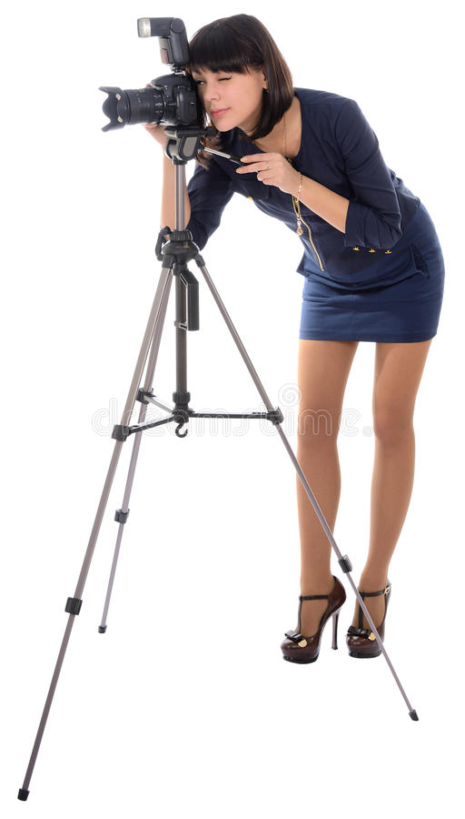 Fotografo immagini stock