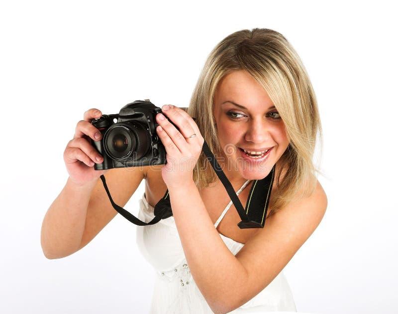 Fotografo immagine stock libera da diritti