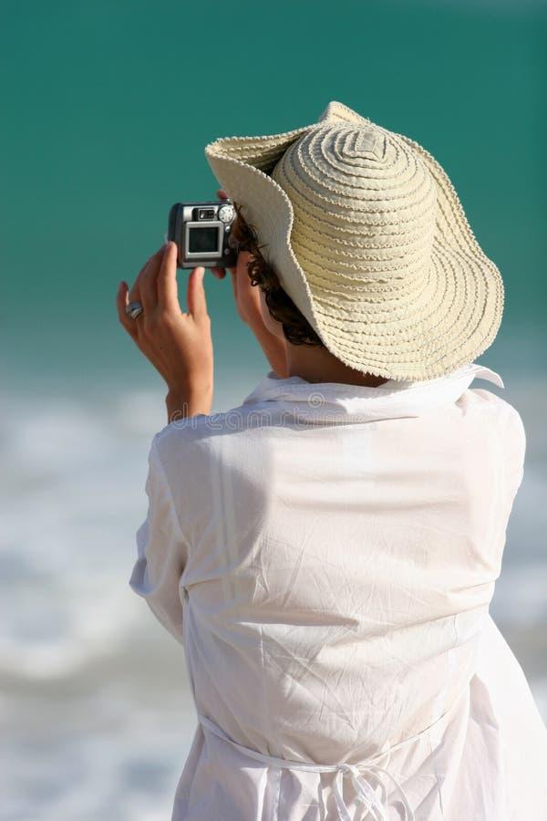fotografturist royaltyfria foton