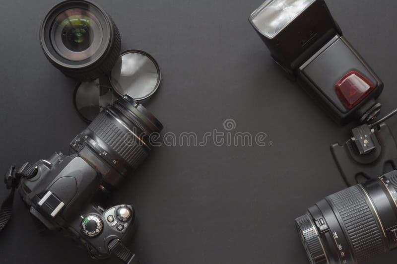 Fotographia con la macchina fotografica fotografie stock