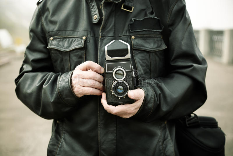 Fotographia della pellicola fotografia stock