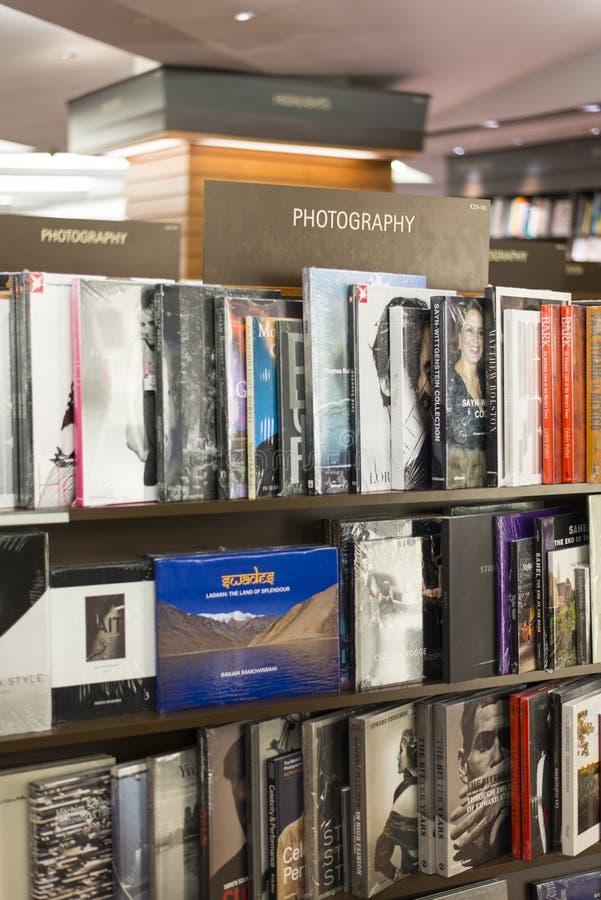 Fotographien-Buch lizenzfreie stockfotos