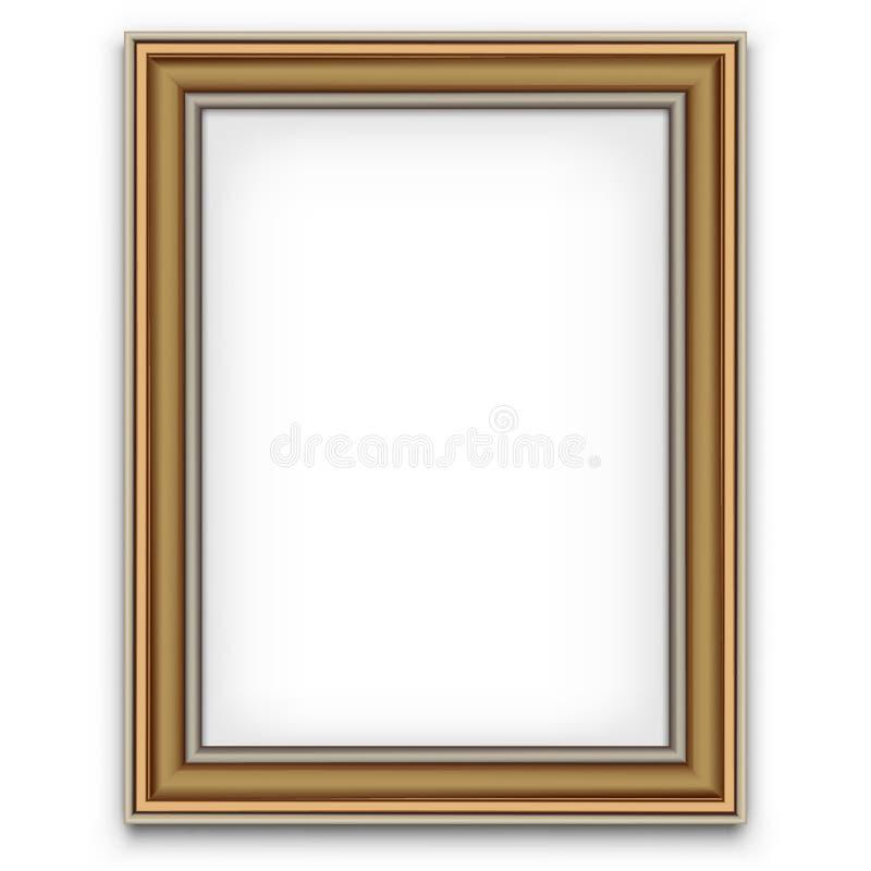 Fotokader royalty-vrije stock afbeelding