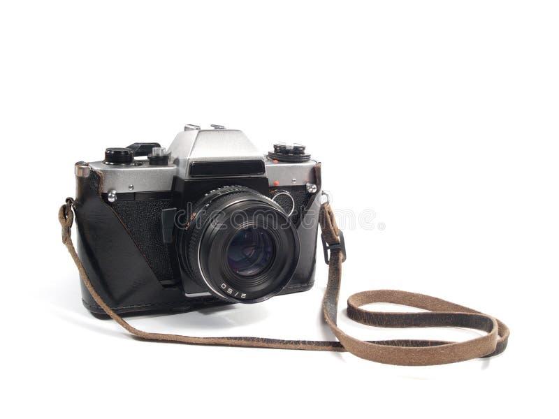 Fotokamera lizenzfreie stockfotos