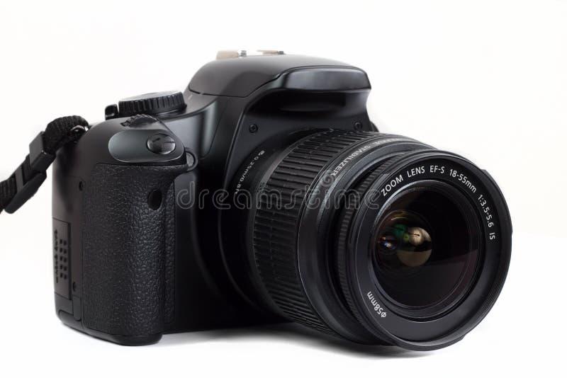 Fotokamera - dSLR stockbilder