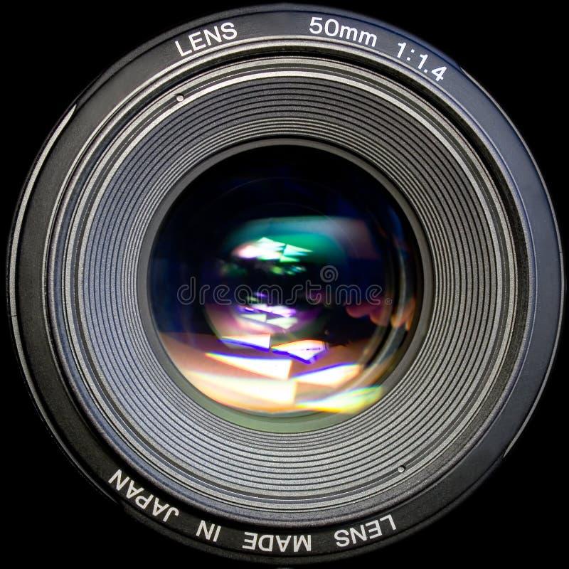 Fotoobjektiv lizenzfreie stockfotos
