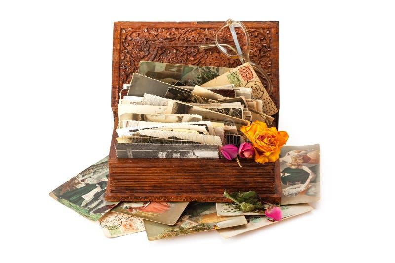 Fotos de familia viejas imágenes de archivo libres de regalías