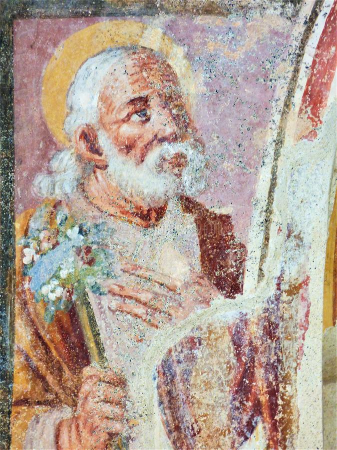 Fotos de la catedral de la costa de Amalfi V imágenes de archivo libres de regalías