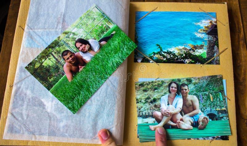 Fotos del vication de los pares fotografía de archivo libre de regalías