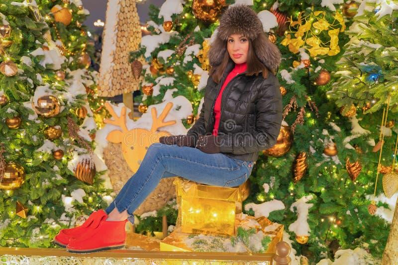 Fotos festivas do ano novo foto de stock royalty free