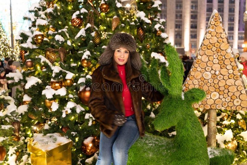 Fotos festivas do ano novo imagem de stock royalty free