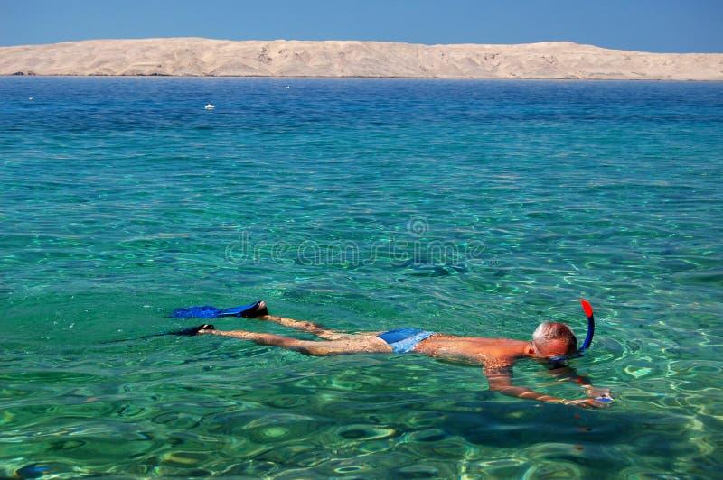 Fotos underwater machen lizenzfreie stockbilder