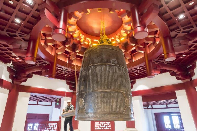 fouding (Buddha top) Jingang Bell royalty free stock photos