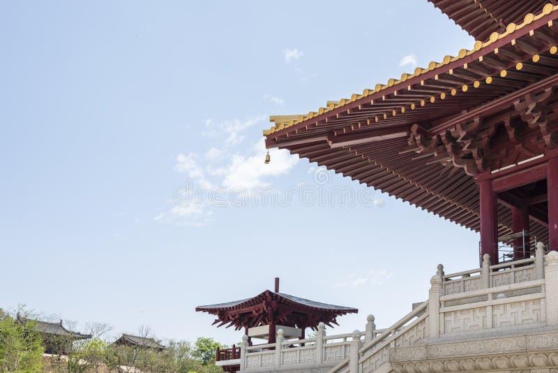 Fouding (Buddha top) pagoda stock photos