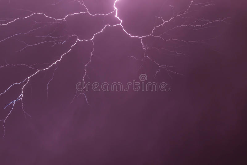 Foudre images stock