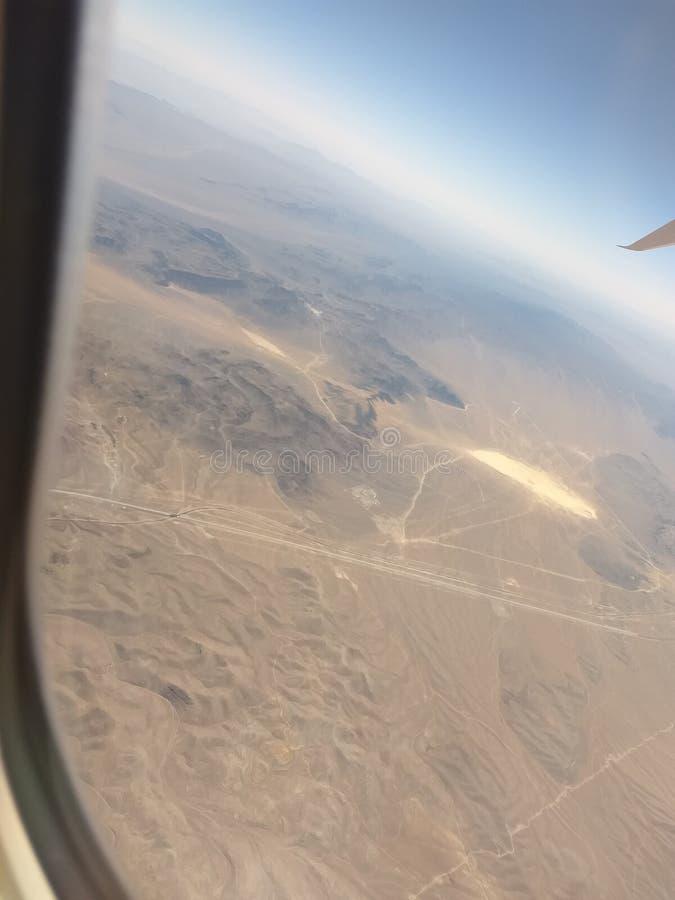 Foudre de sable photographie stock libre de droits
