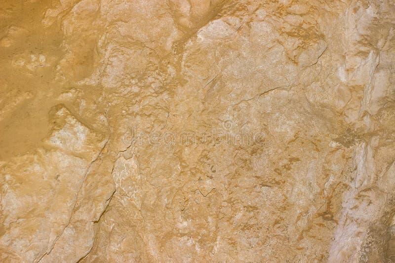 Foudroyez le mur à l'intérieur de la caverne de Stopica, Zlatibor, Serbie, le fond 2 images stock