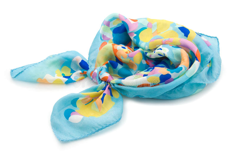 foulard photo stock