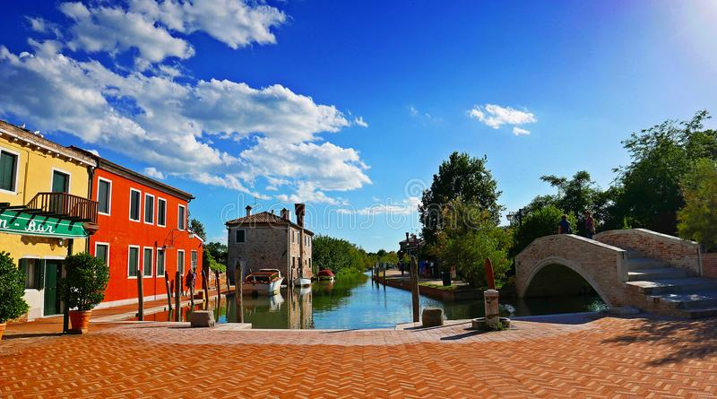 Torcello royalty free stock images