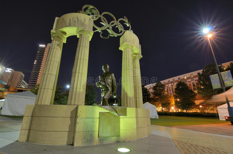 Download Founder Of Modern Day Olympics Editorial Photography - Image: 21383537