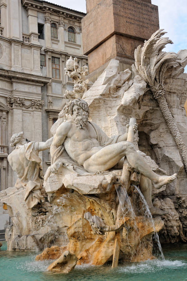 Download Fountain stock photo. Image of sculpture, historic, detail - 22520780