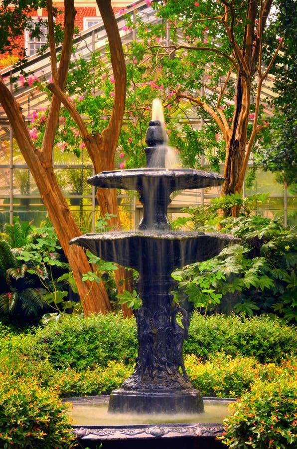 Fountain stock photography