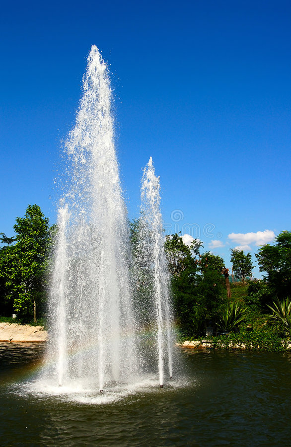 Free Fountain Stock Image - 5010851