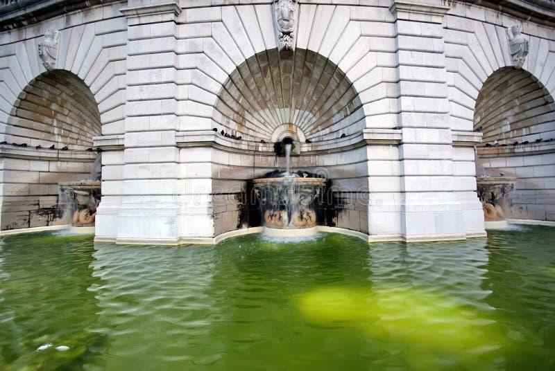 Download Fountain stock photo. Image of colour, design, bright - 6964182