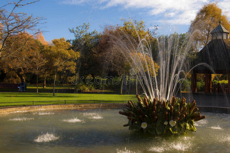 Download Fountain stock image. Image of stephens, dublin, relax - 7078169