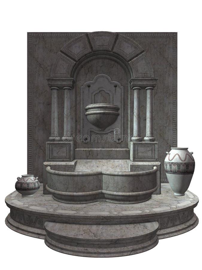 Fountain Stock Image