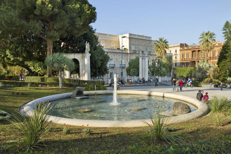 Download Fountain In The City Center. Editorial Photography - Image: 39661182